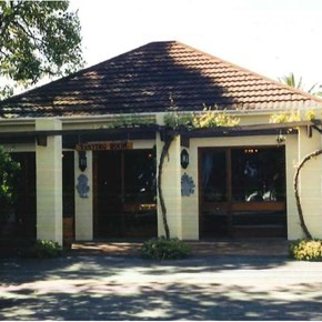 3. The Old Villiera Tastingroom late 1980's