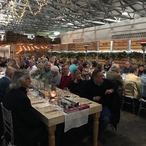 Villiera Winter feast 2018 - The Guests
