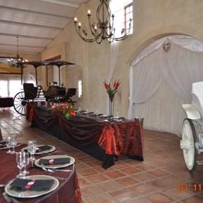 Kaapzicht Wine Estate Venues