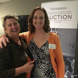 Judy Brower & Sarah Jordaan