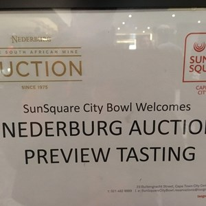 Nederburg Pre-Auction Tasting (3)