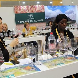 Adele Dixon & Yoli Masekwana (wine.co.za)