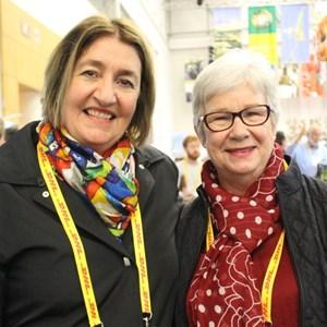 Dr Helen Nieuwoudt & Ina Smith