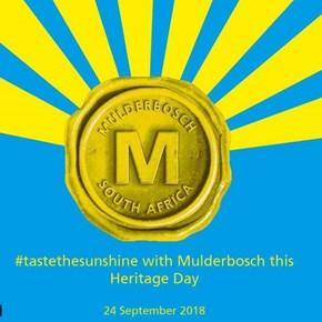 Mulderbosch #tastesunshine