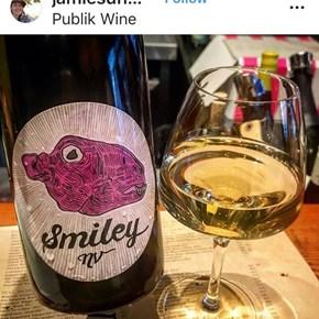 Publik Wine #tastesunshine