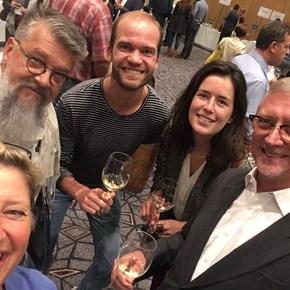 Judy, Pieter, Stijn, Corine & Anton