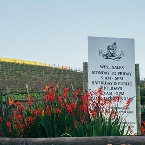 Raka Wine Tasting and Sales