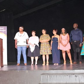 2018 PYDA Wine Tourism Graduation - All the staff