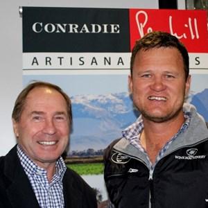 Paul Grinstead & CP Conradie