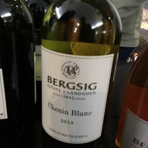 Bergsig Chenin Blanc