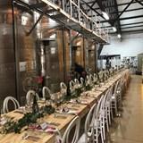 Winter Feast in the Villiera cellar