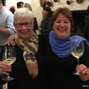 Ina Smith and Christa van Chevallerie
