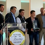 Novare Terroir Awards lunch at Anura