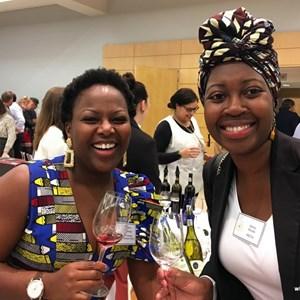 Mpho Maroga & Selina Mutale
