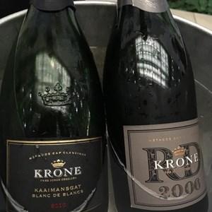 Krone bubbles