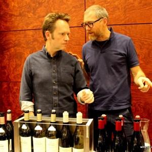 Chris Mullineux & Adam Mason