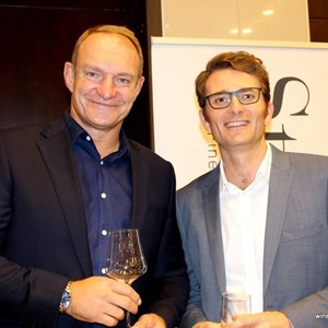 Francois Pienaar & Roland Peens