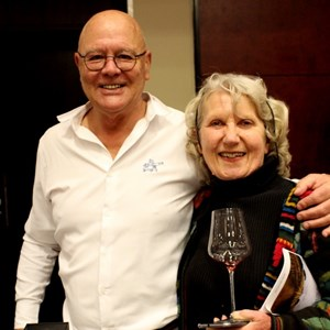 Johann Krige & Angela Lloyd