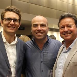 Roland Peens, Higgo Jacobs & Frank Kitbourn