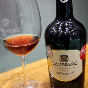 Badsberg - Red Muscadel