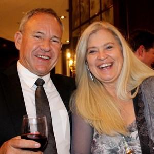 Etienne Buys (Vrede en Lust) & Marinda Kruger-Claassen (Elgin Vintners)