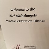Michelangelo Awards a great evening at Cape Sun