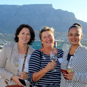 Adele, Judy & Suheena (wine.co.za)