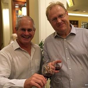 Dawid Nieuwoudt (Cederberg) & Richard Kershaw