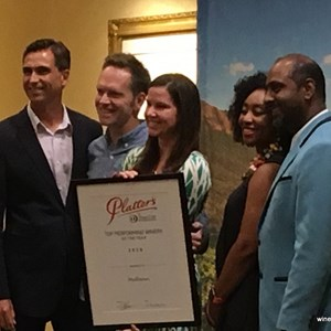 Platters 2020 Awards - Top Performing Winery - Mullineux
