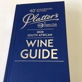 Celebrating 40 years of Platter's Guides and 5 star wines