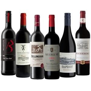 Red Blend Wine Pack revealed