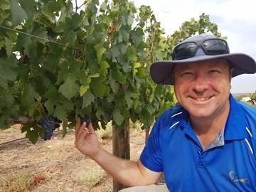 Johannes Mellet - Viticulturist