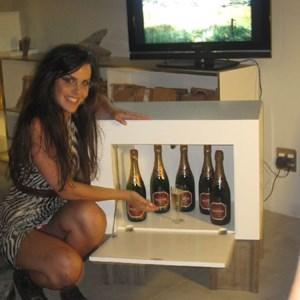 Revealing Villiera in the cupboard