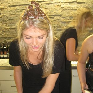 Villiera tiara