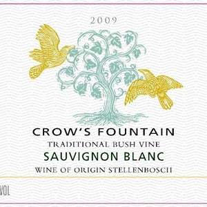 M&S Crow's Fountain BV Sauvignon Blanc