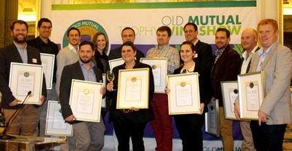 Old Mutual Trophy 2019 awards - GOLD Winners