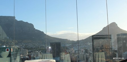 Table Mountain & Lions Head - great view