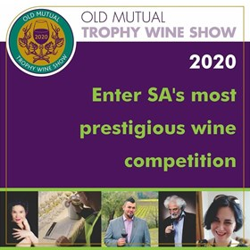 Old Mutual Trophy Wine Show 2020 - Entries are open