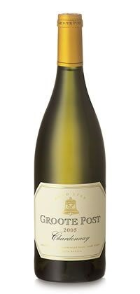 Groote Post Wooded Chardonnay 2005