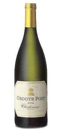 Groote Post Unwooded Chardonnay 2006