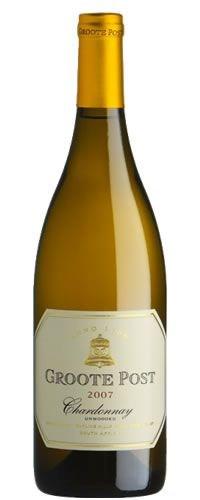 Groote Post Unwooded Chardonnay 2007