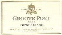Groote Post Chenin Blanc 2000
