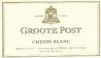 Groote Post Chenin Blanc 2002