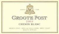 Groote Post Chenin Blanc 2003