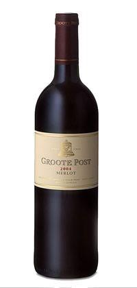 Groote Post Merlot 2004