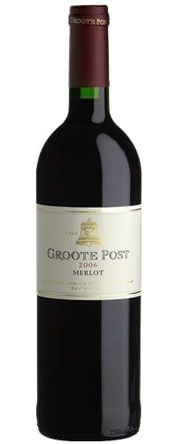 Groote Post Merlot 2006