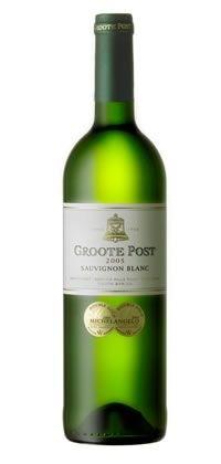 Groote Post Sauvignon Blanc 2005