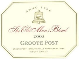 Groote Post The Old Man