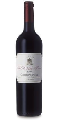 Groote Post The Old Man's Blend Red 2004