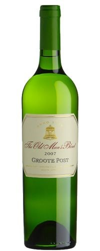 Groote Post The Old Man's Blend White 2007